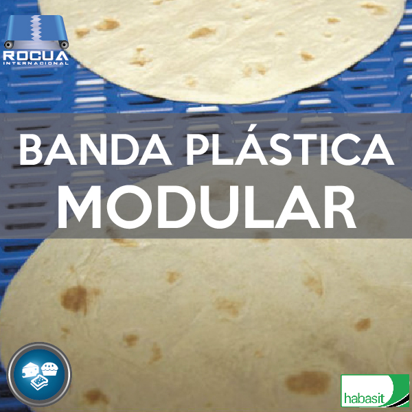 bandas transportadoras industriales  para tortilla