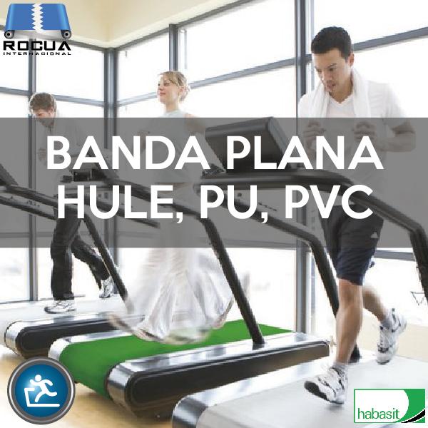 bandas transportadoras industriales para fitness