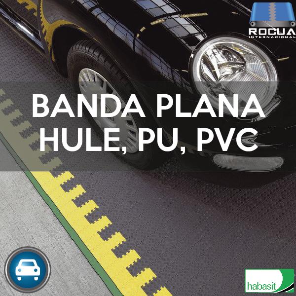 bandas transportadoras para la industria automotriz