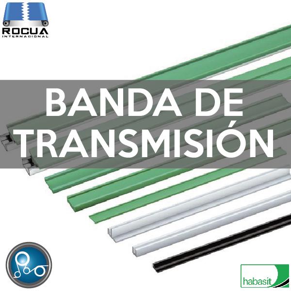 bandas de transmisión